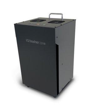 画像2: 【除菌・脱臭・分解】空気浄化装置 IQフレッシャーゼロ『IQfresherZERO』 【除菌表示シール同梱!】